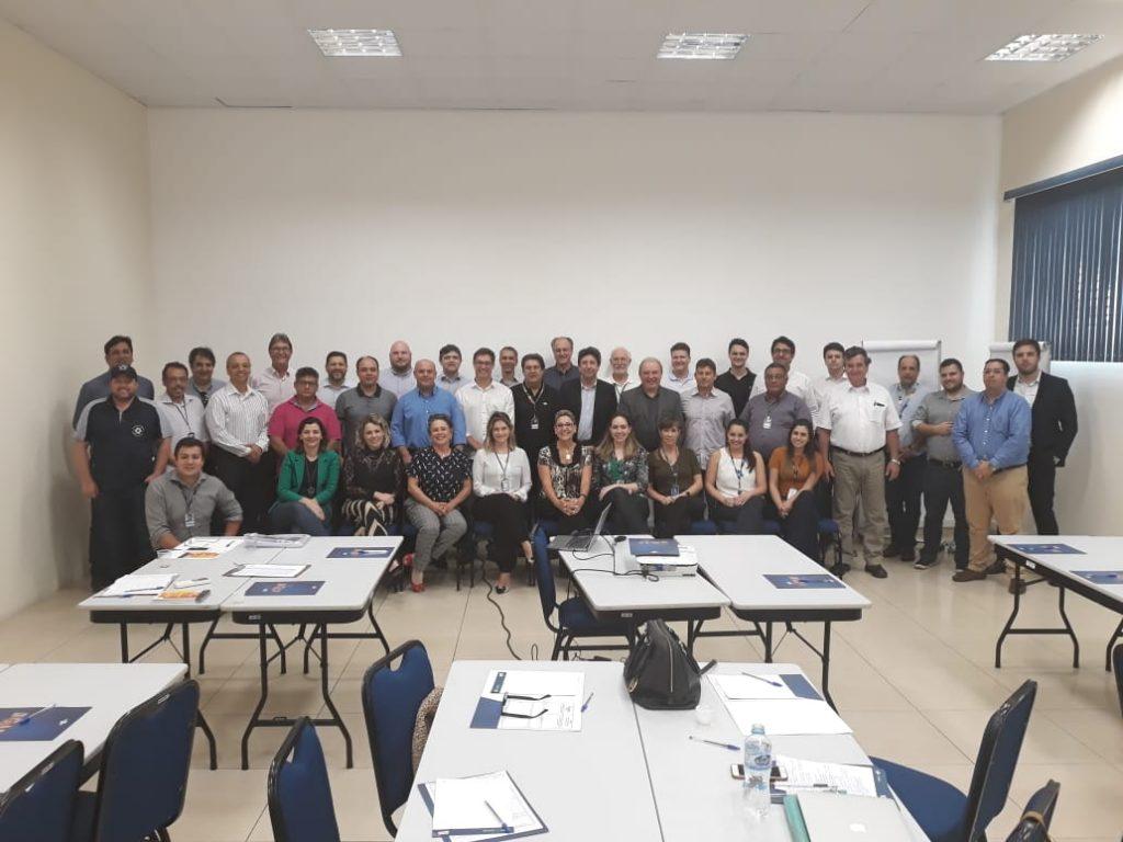 Workshop capacita membros do CDEPG